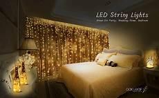 Bedroom Lights Amazon Amazon Com String Lights Oak Leaf 2 Set Of Micro 30 Led