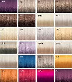 Joico Vero K Pak Hair Color Chart Vero K Pak Chrome Color Swatches Joico Joico Color