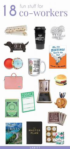 Gifts For Office Colleagues 15 Coworker Gifts Ways To Say Thanks To Your Coworkers