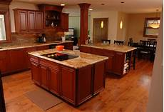 kitchens with 2 islands 9 kitchen design ideas for entertaining