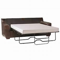 sleep master cool gel memory foam 5 inch sleeper sofa
