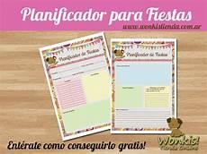 Planificadores De Eventos Planificador Para Fiestas Gratis