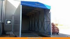 capannone mobile capannoni mobili modello ctz anche per tettoie e tunnel
