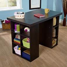 counter height craft table colors walmart