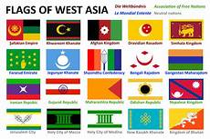 Flags Timeline Alternate History Project Flags Of West Asia By Void Wolf