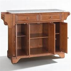 crosley kitchen islands crosley furniture lafayette solid granite top kitchen