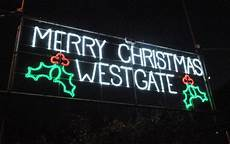 Westgate Christmas Lights Every Christmas Light Switch On In Kent In 2017 Kent Live