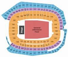 Us Bank Seating Chart Metallica Metallica Us Bank Stadium Tickets Metallica August 20