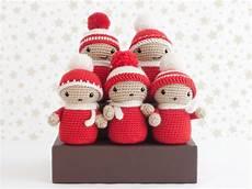 amigurumi coro de navidad amigurumi navide 241 o navidad