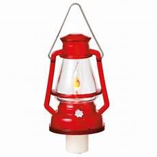Oil Light Flickering 6 5 Quot Transparent Red Oil Lamp Lantern Flickering Night
