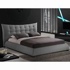marguerite platform bed in gray bbt6323 grey xx