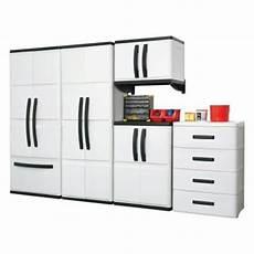 marvelous plastic cabinets 4 plastic garage storage