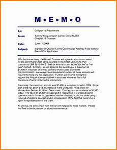 Sample Of Memoranda Memorandum Format