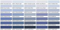 Periwinkle Blue Color Chart Paint Colors On Pinterest Behr Behr Paint And Tiffany