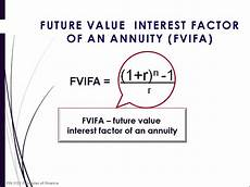 Future Value Of The Time Value Of Money Lecture 2 Online Presentation