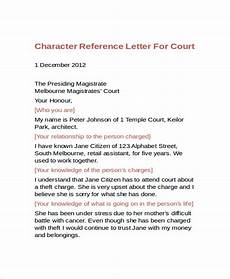 Form Of Reference Letter 10 Best Personal Character Reference Letter How To