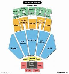 Winstar Theater Seating Chart Microsoft Theater Seating Chart Seating Charts Amp Tickets