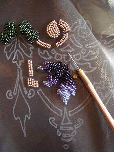 wilde hunt corsetry couture tambour beading class in