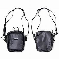 supreme bag cliff edge supreme shoulder bag black 275 000165 011