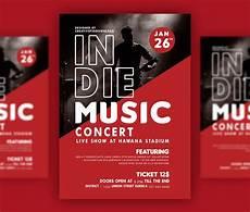 Concert Flyer Psd Music Concert Flyer Psd Bundle Freebie