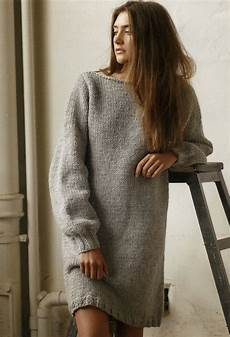 sweater dress pattern from the new patons family and