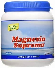 magnesia supremo magnesio supremo dove si compra prezzo e a cosa serve