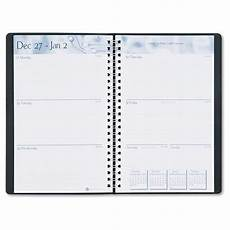 Monthly Planner Book House Of Doolittle Academic Weekly Monthly Appointment