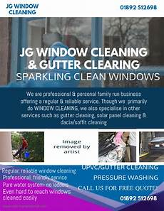 Window Cleaning Flyers Copy Of Professional Window Cleaning Flyer Template