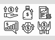Revenue Vector Icons   Download Free Vectors, Clipart