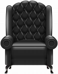 Black Loveseat Sofa Png Image by Black Armchair Transparent Png Clip Image Gallery