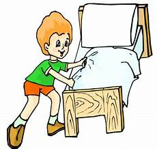 make bed animated picture clip bed clipart