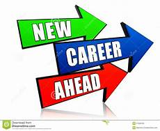 New Employment Opportunities New Career Ahead In Arrows Stock Photo Image Of Knowledge