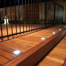 12 ideas for lighting up your deck the family handyman