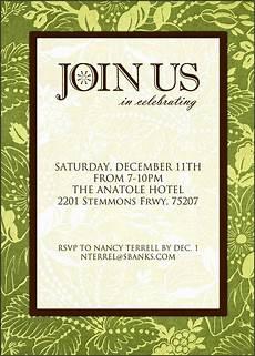 Invitation Formats Free 10 Formal Invitation Card Template Sampletemplatess