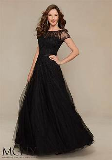 chantilly lace evening dress style 71328 morilee