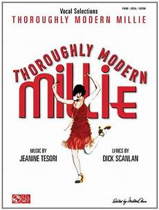 Thoroughly Modern Millie Vocal Selections Reading Length