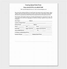Free Catering Quote Template Catering Quotation Template 15 Samples Amp Formats