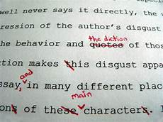 Paper Proofread How To Proofread And Edit Your College Paper Opportunity