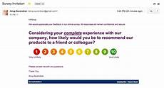 Survey Email Template Tips To Increase Survey Responses Embed Survey In An