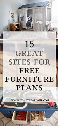 Furniture Planner Free 15 Awesome For Free Furniture Building Plans