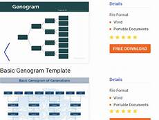 Genogram Template Maker 4 Online Genogram Maker Websites Free