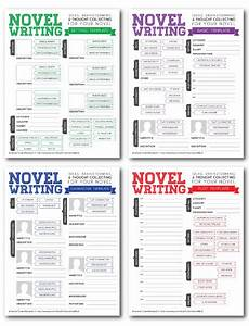 Book Writing Templates Free Novel Writing Brainstorming Templates V2 0 By