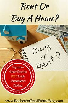 Should I Buy An House Should I Continue To Rent Or Buy A Home