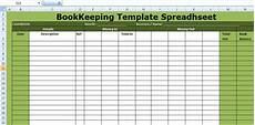 Free Accounting Spreadsheet Templates For Small Business Download Bookkeeping Small Business Templates Free Excel