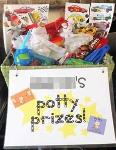 Potty Training Prizes Potty Prizes Basket Potty Training Reward Chart Potty