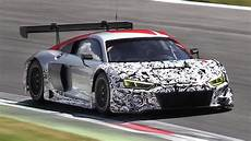 2019 Audi R8 Lmxs by 2019 Audi R8 Lms Gt3 Evo W New Front Rear Aero Parts In