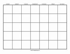 Printable Customized Calendars This Printable Calendar Template Lets You Build Your Own