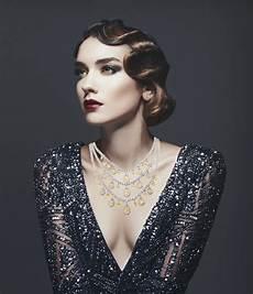 vintage frisuren luxus silber collier erh 228 ltlich unter www couture