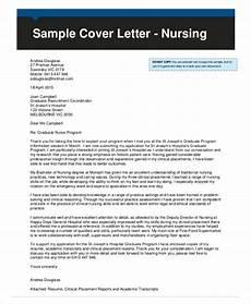 New Graduate Nursing Cover Letter Samples 8 Nursing Cover Letter Example Free Sample Example