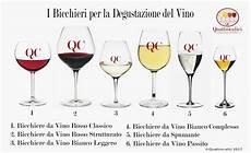 bicchieri degustazione i bicchieri per la degustazione conoscere il